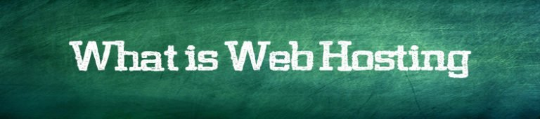 Lesson One: What is Web Hosting and How does it work?
