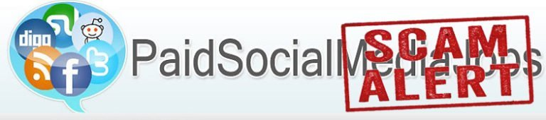 Paid Social Media Jobs Review Update – Now a Duplicate Job Market