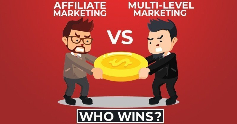 Affiliate Marketing vs MLM - Who Wins