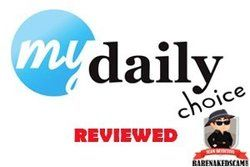 My Daily Choice Review 2019