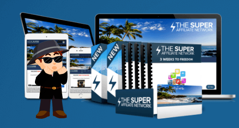 The Super Affiliate Network - Review-What are their products