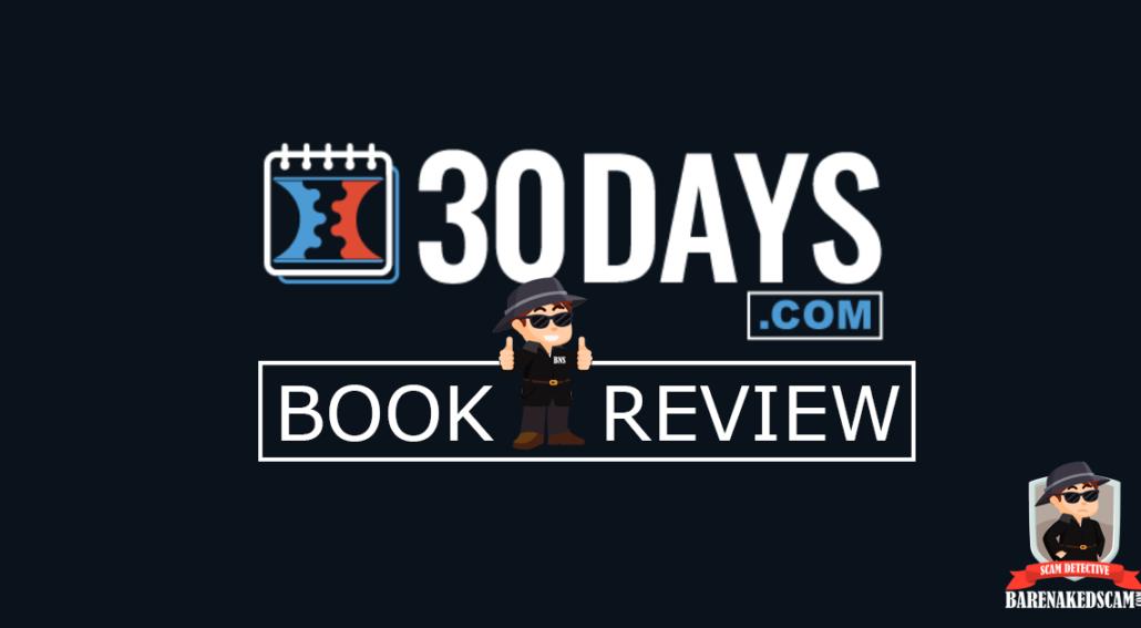 30 Days Dot Com Book Review