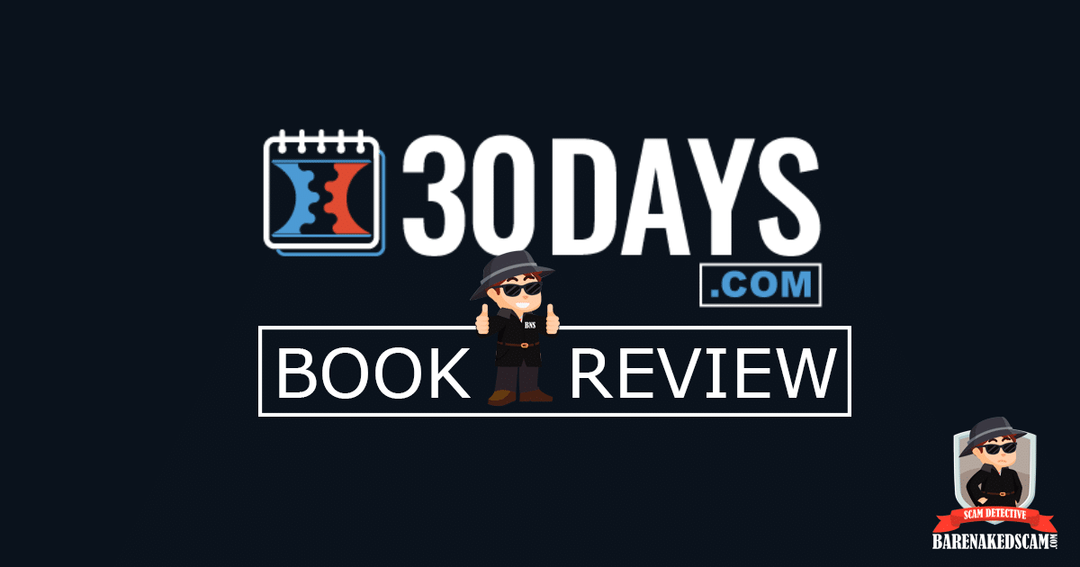 30 Days Dot Com Book Review