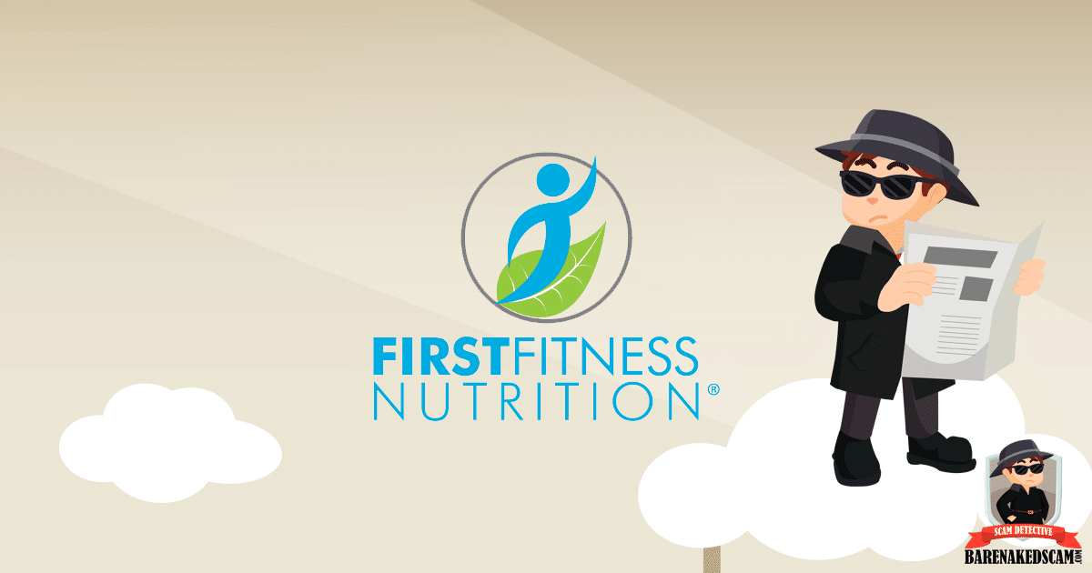 FirstFitness Nutrition Scam Review