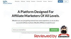 Wealthy Affiliate Reviewed by Bare Naked Scam