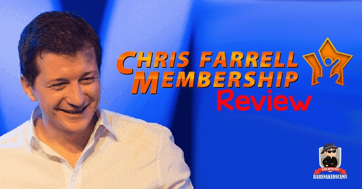 Chris Farrell Membership Review (Facebook)
