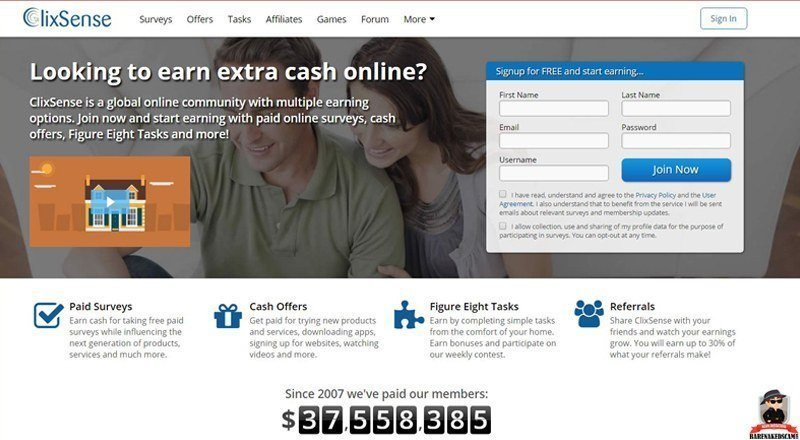 ClixSense-Home-Page-Reviewed-By-Bare-Naked-Scam