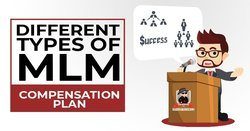 Different types of MLM Compensation plans