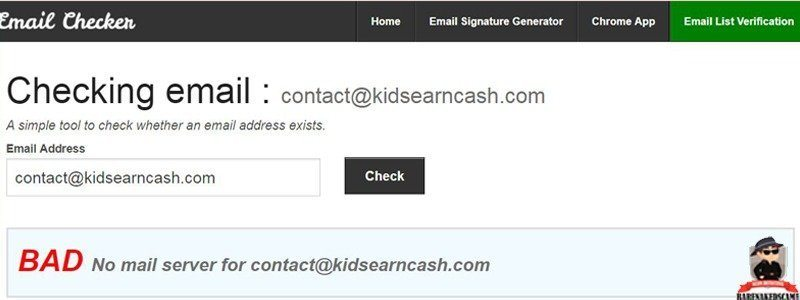 Kids-Earn-Cash-Scam-Contact-Information