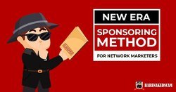 New Era Sponsoring Method for Network Marketers