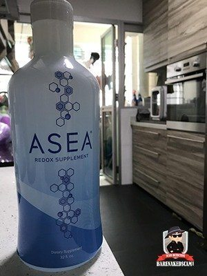 ASEA Redox Supplement 1 - Bare Naked Scam Personal Experience
