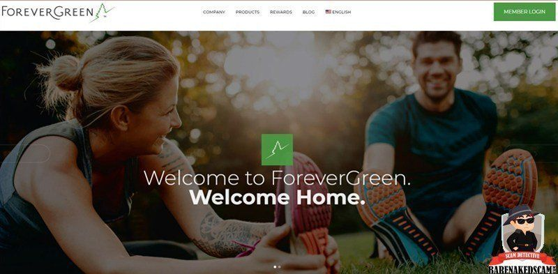Forever Green Home Page