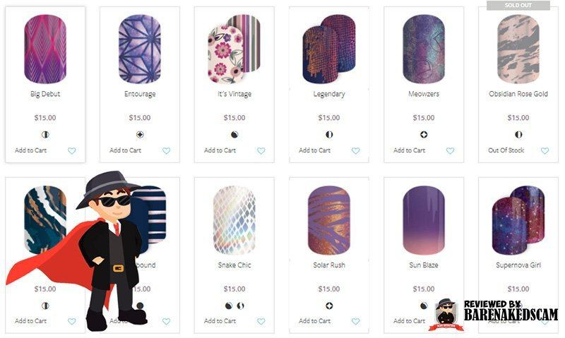 Jamberry Product Review