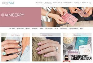 Jamberry Scam Review By BareNakedScam