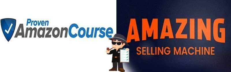 Proven Amazon Course vs. Amazing Selling Machine