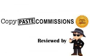 Copy Paste Commissions Review