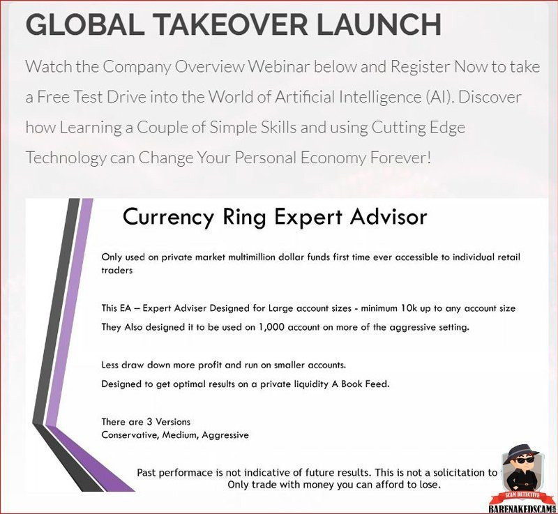Global Takeover Launch
