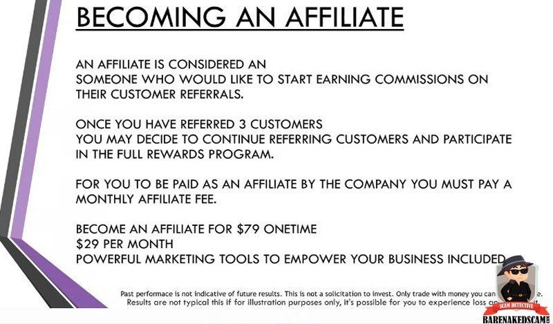 Lifestyler Club Affiliate Fee