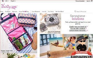 Thirty-One Gifts Home Page