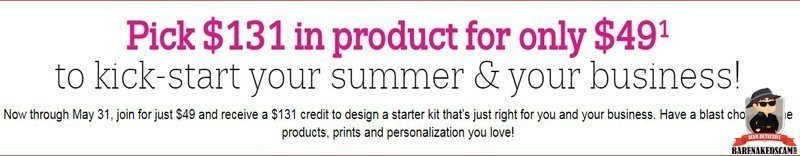 Thirty-One Gifts Pay Promo