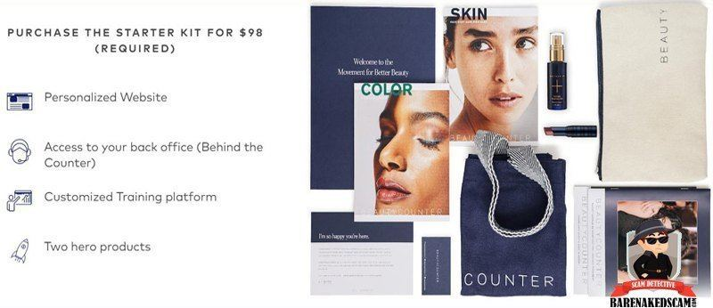 Beauty Counter Consultant Membership