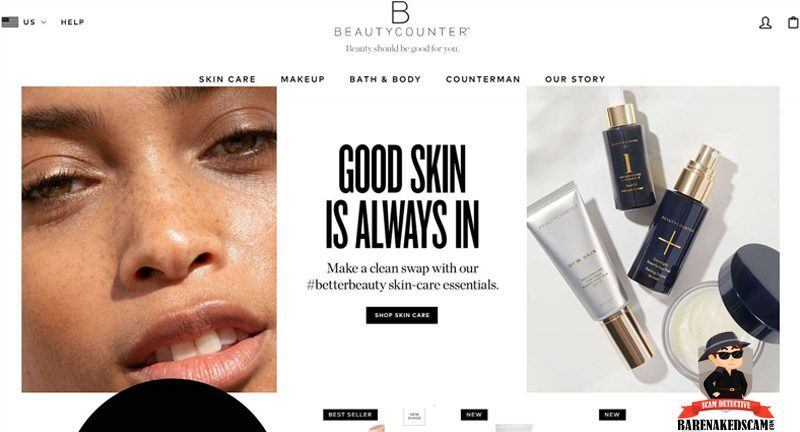 Beauty Counter Scam Review
