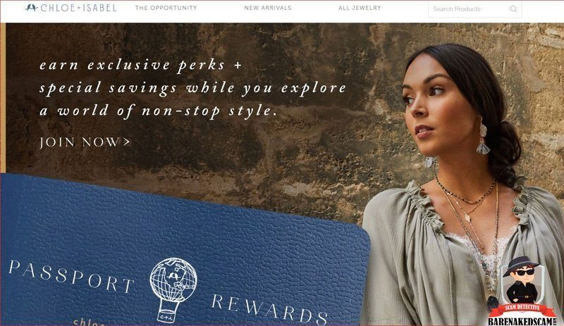 Chloe And Isabel Jewelry Home Page