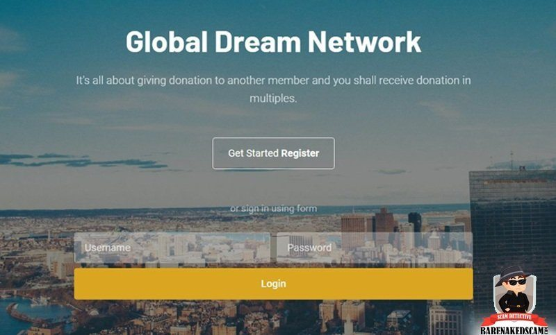 Global Dream Network Home Page