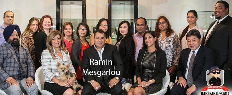 Opulence Global Founder Ramin Mesgarlou