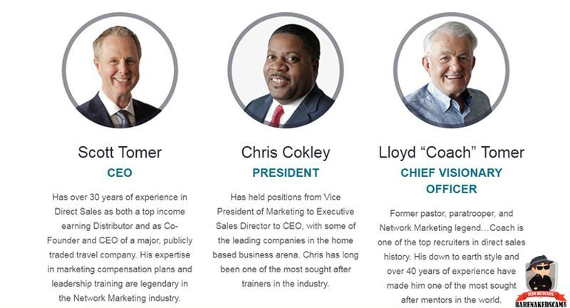 Surge365 Founders