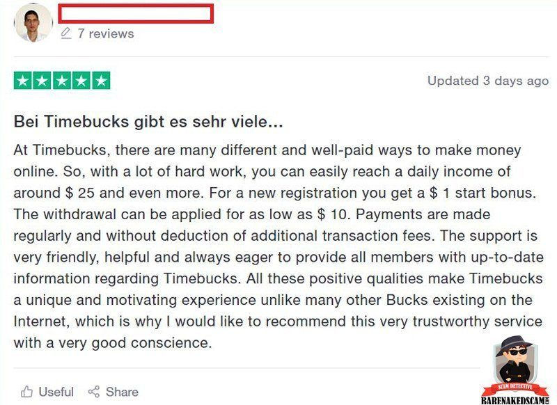 TimeBucks Best Review