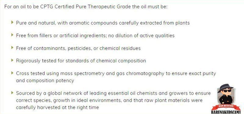 What Is doTERRA CPTG