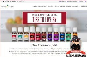 Young Living Scam Revealed