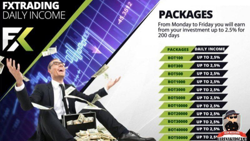 Cost To Join FX Trading Corp