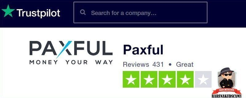 Paxful Reviewed On Trustpilot