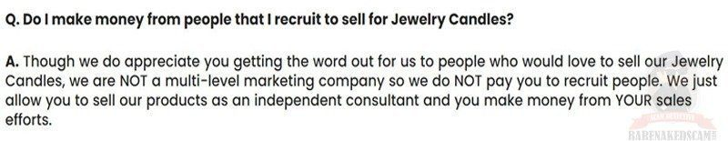 Is Jewelry Candles MLM