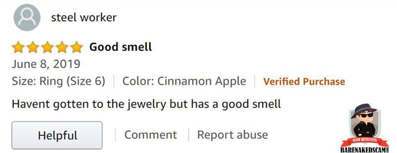 Jewelry Candles Not Scam