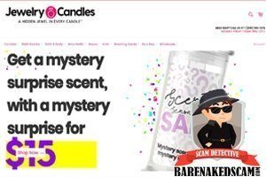 Jewelry Candles Scam Exposed