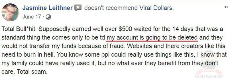 Viral Dollars Customer Reviews