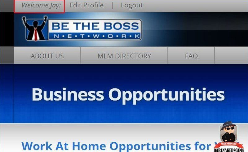 My-Be-The-Boss-Network-Account