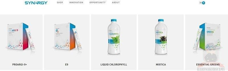 Synergy-Worldwide-Products