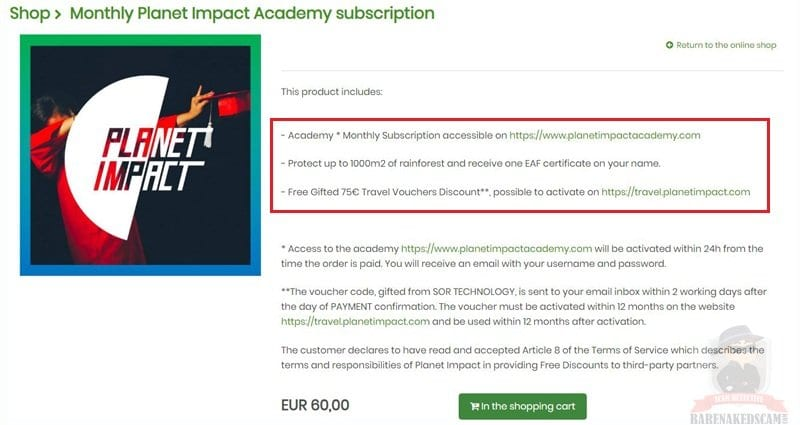 Planet-Impact-Affiliate-Cost