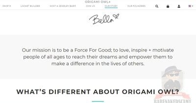 Origami Owl Income Claims Database | Truth In Advertising | 212x400