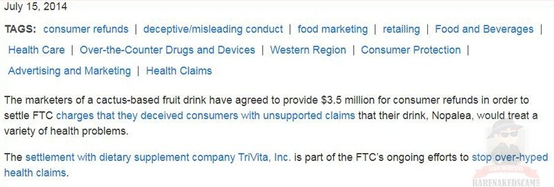 Nopalea-Bogus-Claims-FTC-Lawsuit
