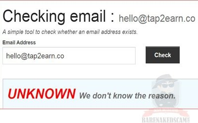 Tap2Earn-Email