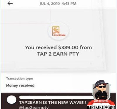 Tap2Earn-Payment-Proof