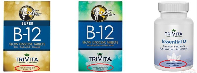 Trivita-Products-FDA-Approved